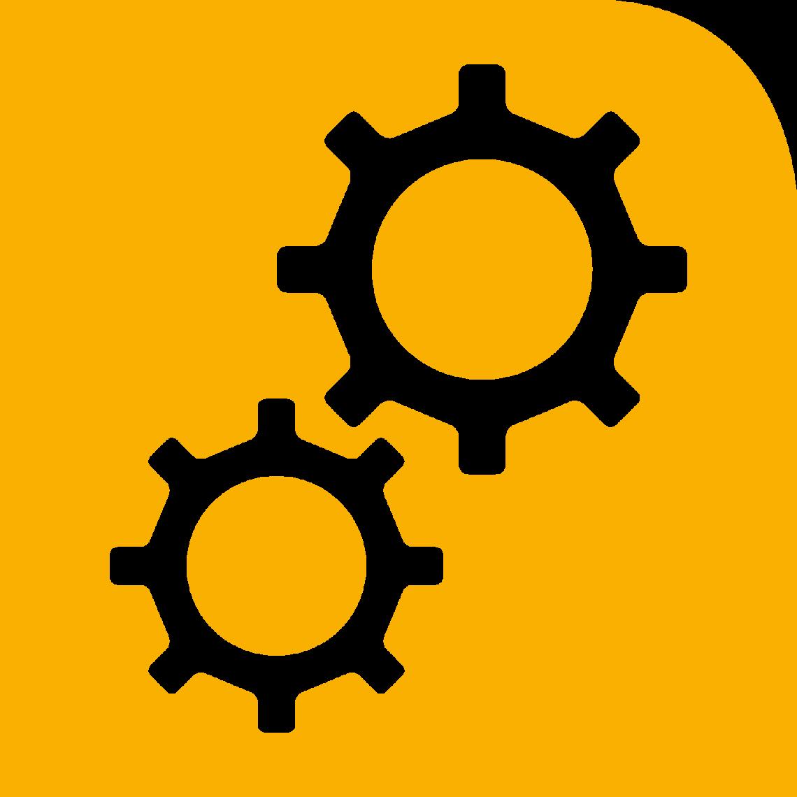 Service Icon Spare Parts