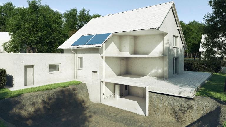 Heizung SolarthermiekreisHeizung Solarthermiekreis