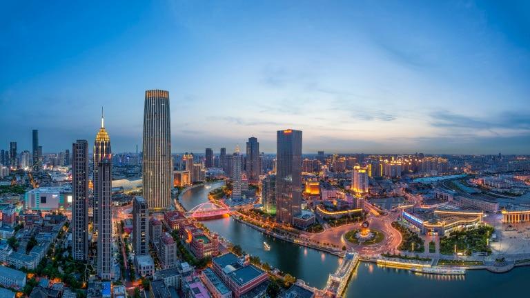 天津環球金融中心