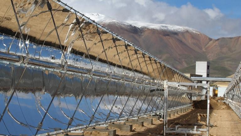 威樂WILO助力西藏那曲首個槽式太陽能采暖工程