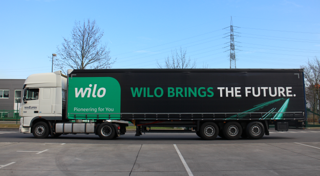 Fair truck - wilo brings the future