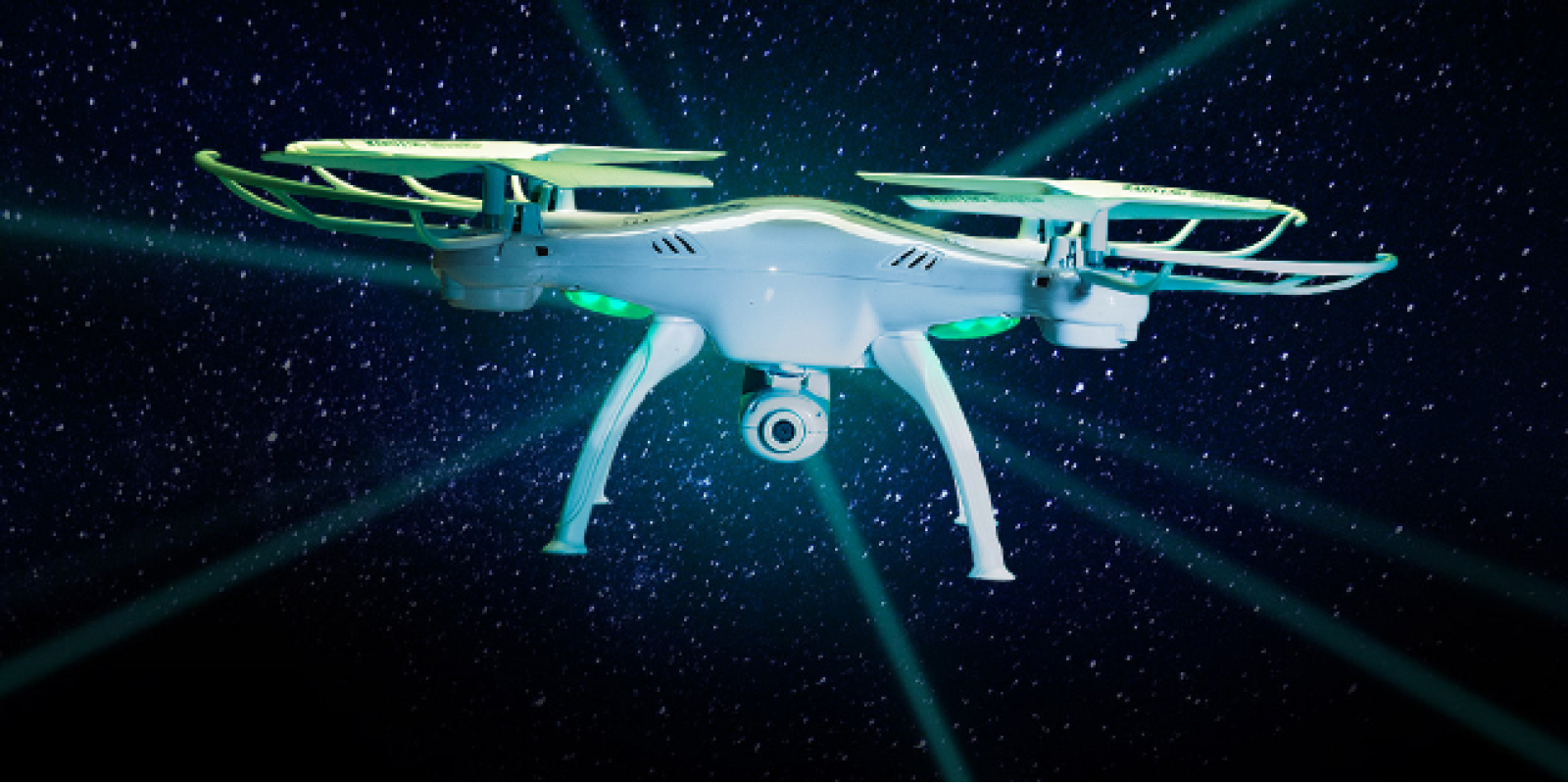 Wilo Experts Drone