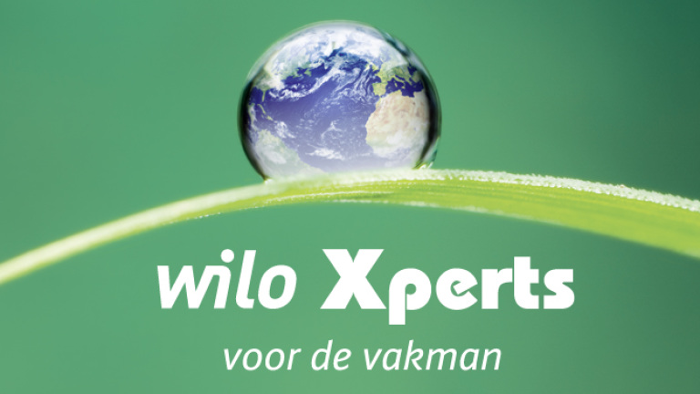 Banner Wilo Xperts NL