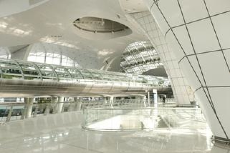 Incheon International Airport, South Korea