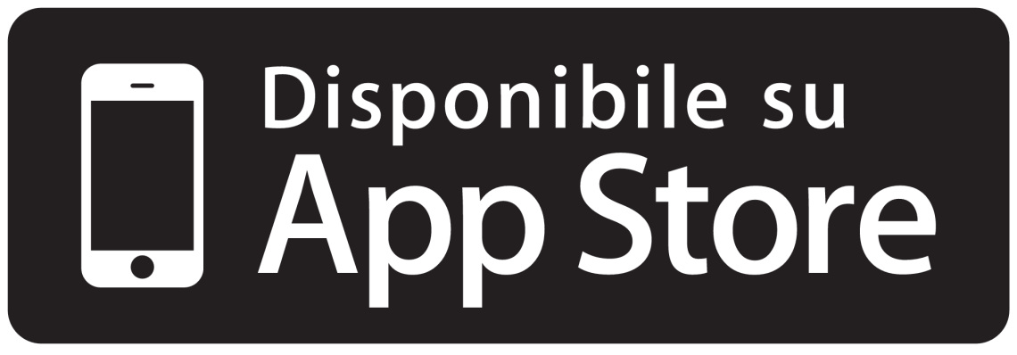 App store badge available italian