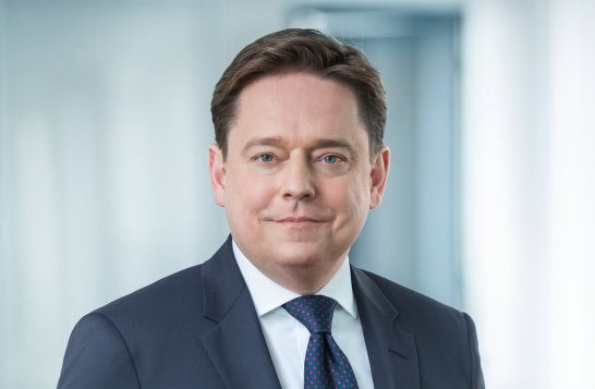 Mathias Weyers 2018 Chief financial officer (CFO)