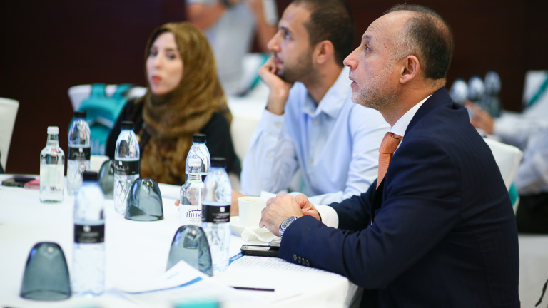 Wilo customer seminar - Dubai 2014