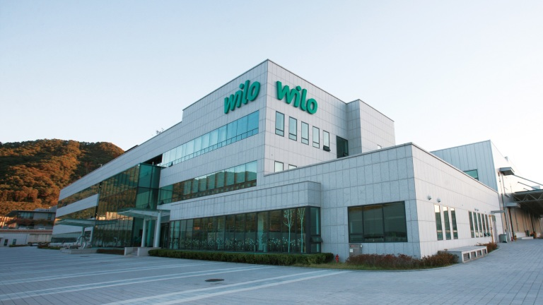 WPK factory in Busan
