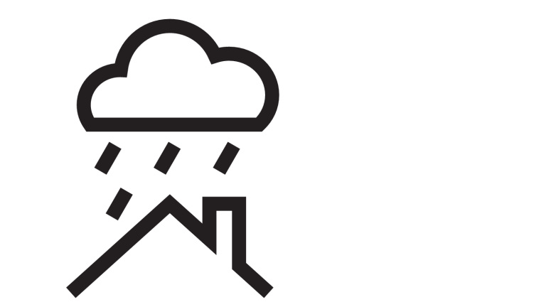 Rain water - Sub-Application Icon