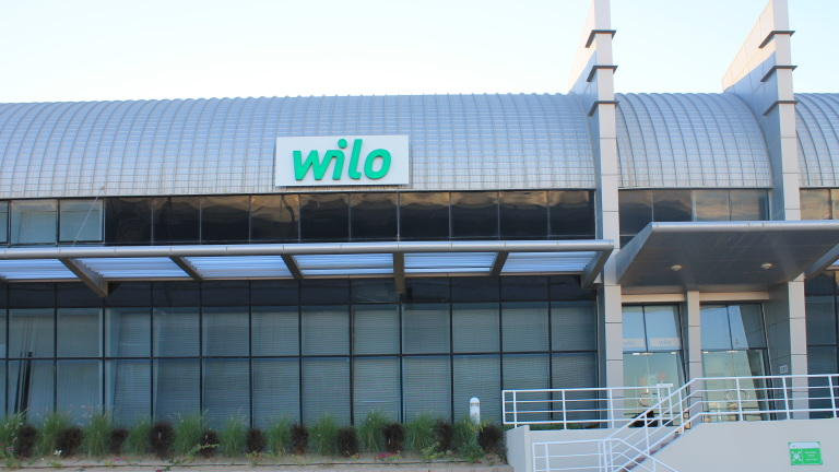 Wilo Middle East opening 2013