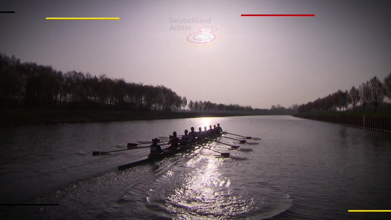 German Men's Eight - Our Way to Rio (English)