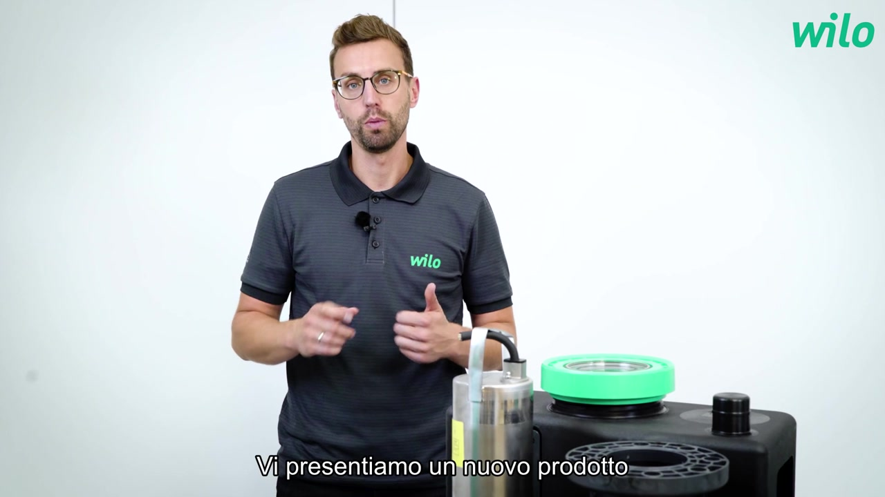 Wilo-DrainLift SANI [Sub ITA]_Product Video